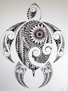 zentangle drawings - Google-haku