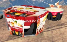 Emmi partners with Ardagh on microwaveable fondue bowl