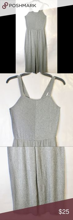 Angie NEW Gray Womens Size Large L Embellished Ruffle Trim Cami Top $34 401