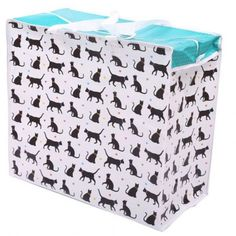 Taška na špinavé prádlo - motiv kočky - Skladem: 8 ks