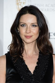 And Balfe has been dating Tony McGill for a few years.