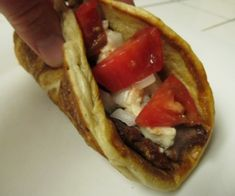 Paleo Gyros with Primal Naan