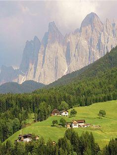 Val di Funes, Dolomiti