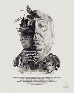 Movie Director Prints — Behind The Scenes on Behance