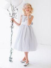 Flower Girl Dresses at PinkPrincess.com