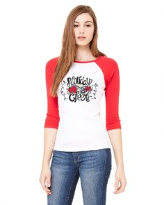 Holiday Cheers Shirt, quarter sleeve, christmas shirt, holiday shirt, hot chocolate, snow, winter appeal