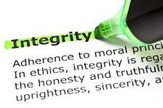 """""""If you don't have integrity, that's all that matters. If you do have integrity, that's all that matters."""" Those words by Craig Groeschel in his book, Altar Ego, say it best. Cheating Spouse, Personal Integrity, Dictionary Definitions, All That Matters, Self Talk, Internet Marketing, Improve Yourself, Success, Teaching"""