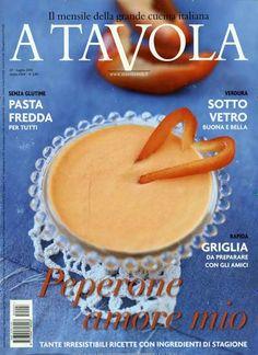 Peperone - amore mio. Gefunden in: A TAVOLA, Nr. 7/2015