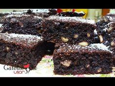 Prajitura cu Ciocolata fara Faina si fara Zahar | GatesteUsor.ro Romanian Desserts, Sugar Free Desserts, Raw Vegan, Healthy, Recipes, Food, Sugar Free Deserts, No Sugar Desserts, Eten