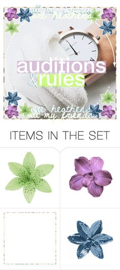 """our rules & auditions / maddy"" by luminescent-tippers ❤ liked on Polyvore featuring art and maddys_icons"