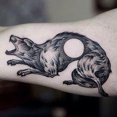 Awesome Illustrative and Dotwork Tattoos by Pavlo Balytskyi | Tattoodo