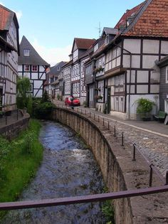 Mines of Rammelsberg, Historic Town of Goslar and Upper Harz Water Management  System, Germany #UNESCO
