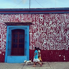Retna #retna #oaxaca #mexico #art #streetart #urbanart #divineinterventions