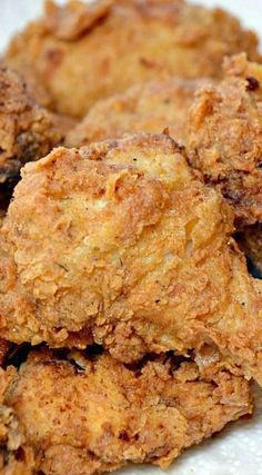 Best Ever Fried Chicken