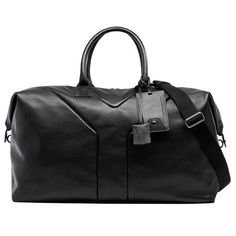 YSL Hamptons Travel bag in Taurillon Leather
