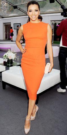 Eva Longoria - Look of the Day - InStyle