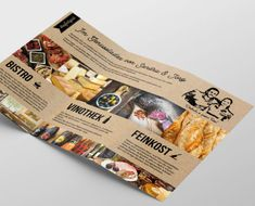 Corporate Design, Web Design, Flyer, Grafik Design, Magazine Rack, Home Decor, Advertising Agency, Food Menu, Writing Paper