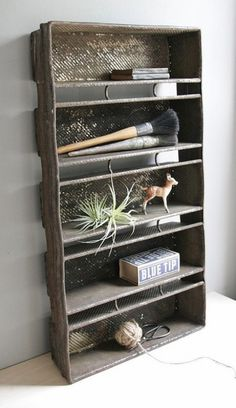 Repurpose - Recycle - Reuse Old Bread Pans