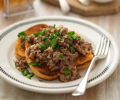 Classic mince on toast recipe   Food To Love