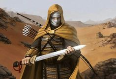Desert assassin