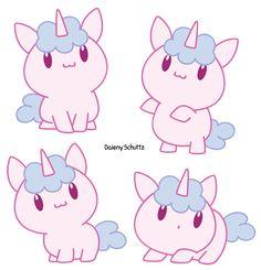 Chibi Unicorn