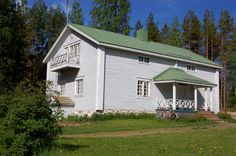 Finland, Shed, Castle, Villa, Africa, Europe, Outdoor Structures, Museum, Villas
