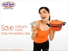 We aim to provide Eco-friendly cooking aids in your budget. to know more visit us at www.mitticool.in/