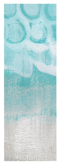"Like A Prayer- Abstract Yoga Mat 24"" x 72"" #yogamat #yoga"