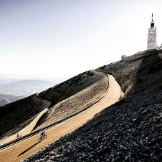 Mont Ventoux by jeredgruber