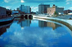 Flint, Michigan  I still have relatives in Flint. Part of my family moved there in the 1920's