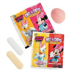 Minnie Mouse & Friends Dig 'N Dips® - OrientalTrading.com