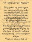 To Protect an Object, Book of Shadows Spells Page, Witchcraft, Wicca, BOS