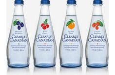 Oh how I miss thee. Clearly Canadian Blackberry, Cherry, Peach and Raspberry Bottles. Bring back the clearly Canadian! 90s Childhood, My Childhood Memories, Sweet Memories, Those Were The Days, The Good Old Days, Before I Forget, Love The 90s, Back In My Day, 90s Nostalgia
