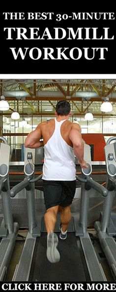 If you are a new comer to running, then here is The 30-Minute Treadmill Workout you need: http://www.runnersblueprint.com/30-minute-treadmill-workout-beginners/ #Treadmill #Runner #Beginner