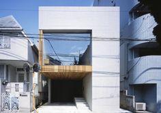 Frame House par Apollo Architects & Associates