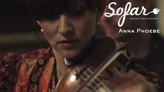 Anna Phoebe - Nines | Sofar London (#830)  Violinist and a band with a great feel, you will enjoy the fact that it is different and of high quality.  An international star and her incredible band.
