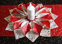"""Képtalálat a következőre: """"patchwork karácsonyi díszek"""""""