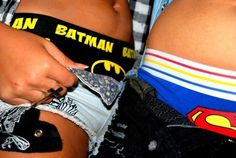 i want the batman ones! :D
