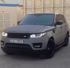 Matte Grey Rover