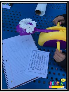 Using games to practice math concepts.  This one uses Pie Face (other games on post)