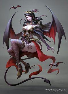 Elf warrior and the dragon by Straban on DeviantArt Fantasy Art Women, Beautiful Fantasy Art, Dark Fantasy Art, Fantasy Girl, Fantasy Artwork, Fantasy Character Design, Character Inspiration, Character Art, Illustration Fantasy