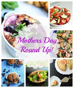 Mothers Day Recipe Round Up! | Fabtastic Eats