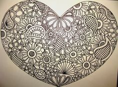 heart doodle                                                                                                                                                                                 More
