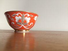 Vintage Uzbek tea bowls pjala by GlobalGalavant on Etsy