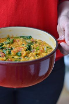 La Cuisine c'est simple: Simple comme un dhal aux lentilles corail