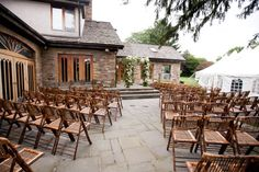 Backyard Cleveland Wedding by Shi Shi Events Wedding Reception Flowers, Fall Wedding Colors, Wedding Dresses, Wedding Fun, Wedding Blog, Dream Wedding, Wedding Ideas, Reserved Seating, Rustic Save The Dates