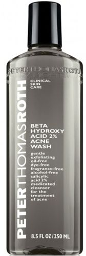 Peter Thomas Roth Beta Hydroxy Acid %2 Acne Wash 250 ml - Akneli Ciltler İçin Yıkama Jeli