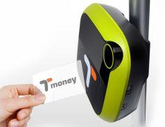 Money Card Unit for Passenger