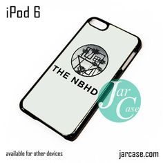 The NBHD Logo YD iPod Case For iPod 5 and iPod 6