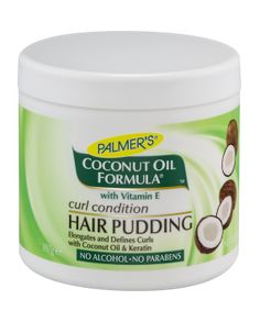Palmer's Coconut Oil Formula Curl Condition Hair Pudding 396g   - Beauty by Zara